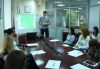 BSI Managing Partner Andrey Krivokorytov conducts a seminar on recruitment techniques